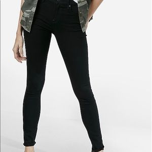 Express Black Jegging